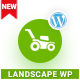 Landscape Garden | Grass Landscape - ThemeForest Item for Sale