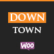 Down Town - Multipurpose WooCommerce Theme - ThemeForest Item for Sale