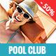 Playa   City Beach & Pool Club Theme