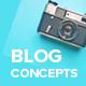 Blog Concepts - Minimalist WordPress Theme for your Blog / Magazine Website - ThemeForest Item for Sale
