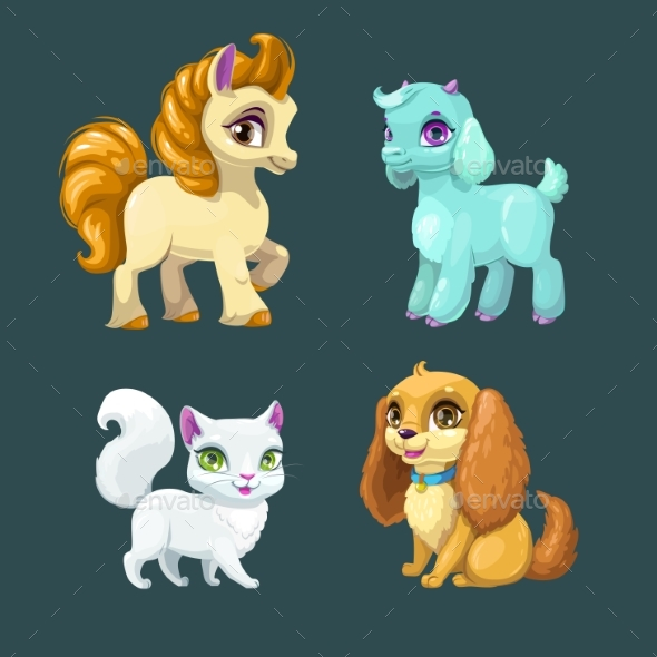 GraphicRiver Pets 20680741
