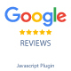 Google Places Reviews - Javascript Plugin