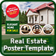 Real Estate Poster