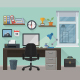 Workplace - GraphicRiver Item for Sale