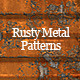 Rusty Metal Panel Patterns - GraphicRiver Item for Sale