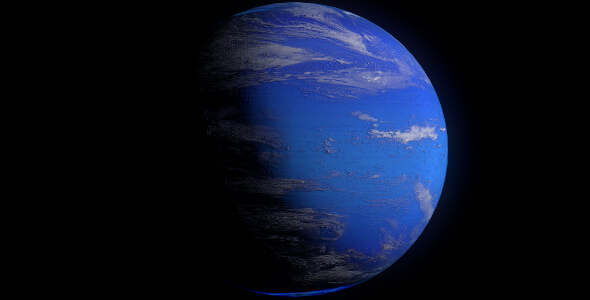 3DOcean Neptune 2k 20681933