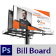 Corporate Business Billboard Banner Psd Template - GraphicRiver Item for Sale