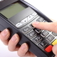 Using payment terminal, enter personal identification number - PhotoDune Item for Sale