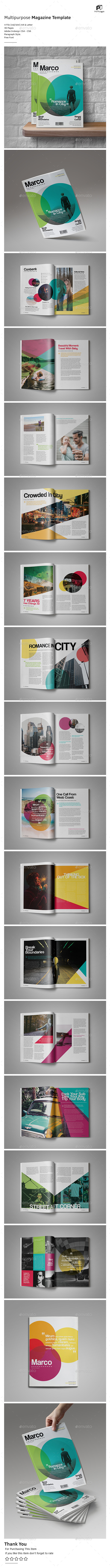 GraphicRiver Catchy Magazine Vol.5 20682104