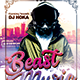 Music Beast Flyer