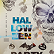 Halloween Party Psd Flyer Template - GraphicRiver Item for Sale