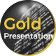 Gold Presentation - VideoHive Item for Sale