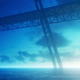 Bridge and Clouds - VideoHive Item for Sale