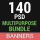 Multi Purpose Banner Bundle