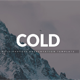 Cold Powerpoint Template