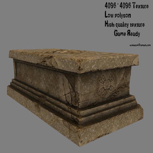 base 7 - 3DOcean Item for Sale