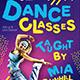 Dance Classes Flyer Template V3