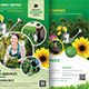 Garden Services Flyers Bundle