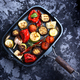 Grilled vegetables in a frying pan - PhotoDune Item for Sale