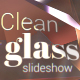 Clean Glass Slideshow