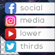 Social Media Lower Thirds