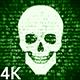 Skull Digital 4K (2 in 1) - VideoHive Item for Sale