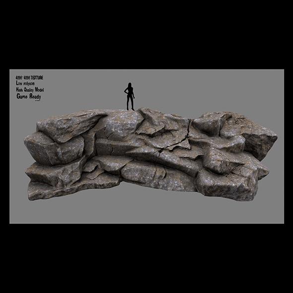 3DOcean rock 10 20683232