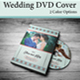 Wedding DVD Cover - 2 Color Options - GraphicRiver Item for Sale