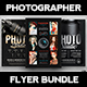 Special Photographer Flyer Bundle