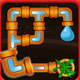 Connect Water Pipes HTML5 game