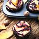 rustic cupcake with plum - PhotoDune Item for Sale