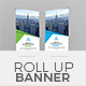 Corporate Roll Up Banner 02 Template