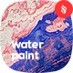 Water Paint Backgrounds - GraphicRiver Item for Sale