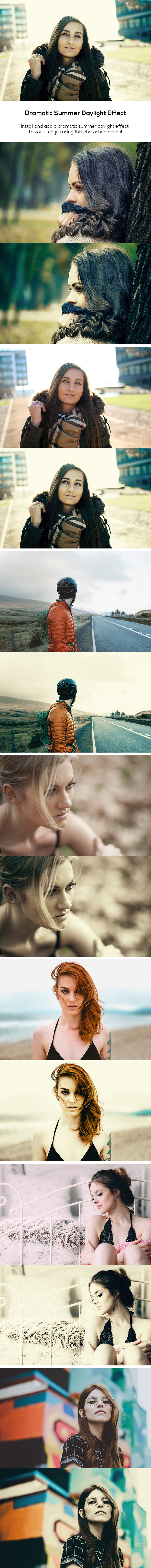 GraphicRiver Dramatic Cinematic Colorful Effect 20684124