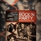 Rock Event Flyer / Poster Vol 7 - GraphicRiver Item for Sale