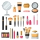 Cosmetics for Skincare and Makeup