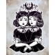 Gothic Witchcraft Siamese Twins - GraphicRiver Item for Sale