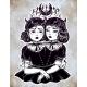 Gothic Witchcraft Siamese Twins