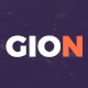 Gion HTML One Page Template