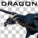 Dragon Flying - VideoHive Item for Sale