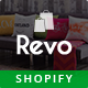 Revo - Creative Multi-Purpose Responsive Shopify Drag & Drop Sections Theme - ThemeForest Item for Sale