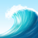 Realistic Sea Wave