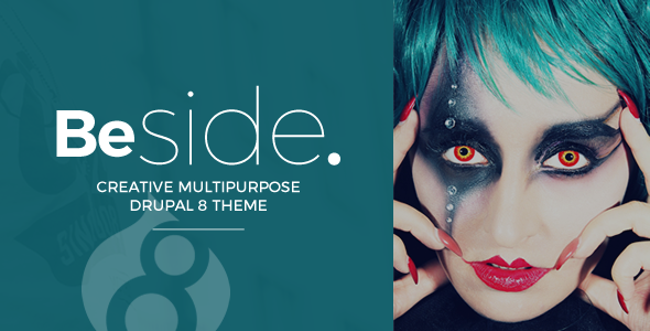 beside creative multipurpose drupal 8 theme (drupal) Beside Creative Multipurpose Drupal 8 Theme (Drupal) preview