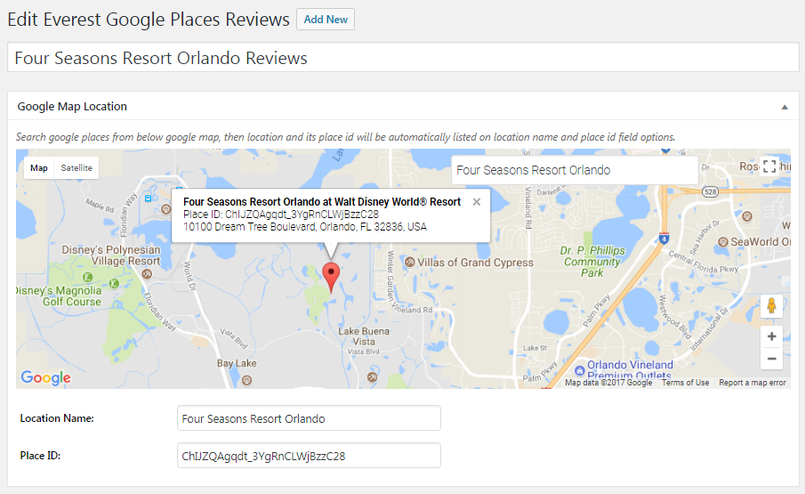 Everest Google Places Reviews Best WordPress Plugin To Showcase - Best areas to start a business us map