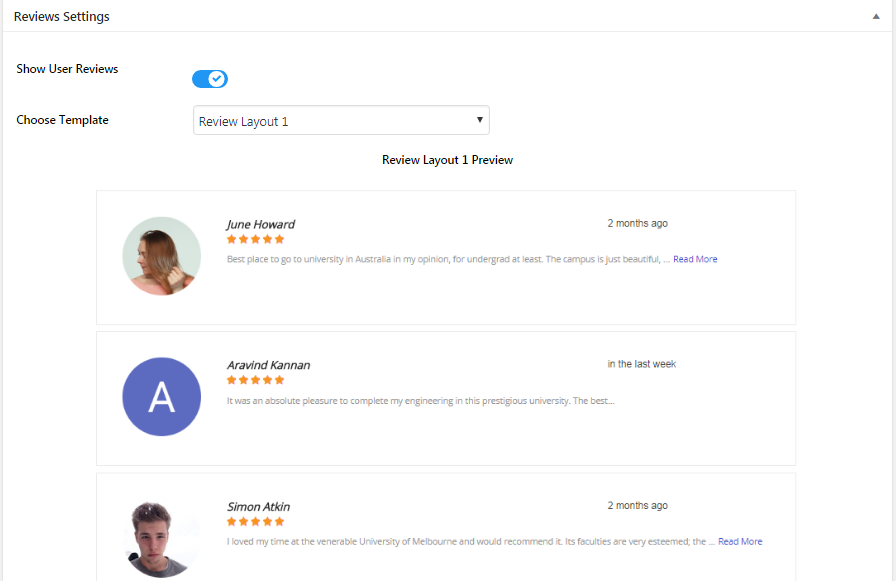 Everest Google Places Reviews - Best WordPress Plugin To Showcase Google  Places / Business Reviews