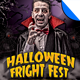 Halloween Fright Fest - GraphicRiver Item for Sale