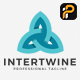 Intertwine - Infinity logo - GraphicRiver Item for Sale