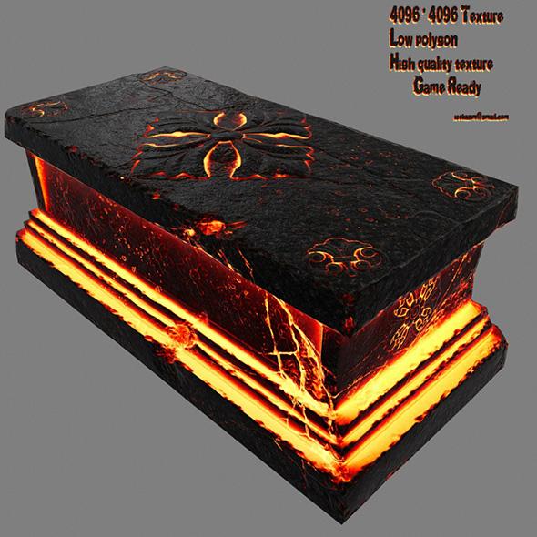 base 12 - 3DOcean Item for Sale