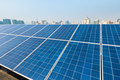 solar energy and city - PhotoDune Item for Sale