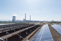 roof solar energy and thermal power plant - PhotoDune Item for Sale